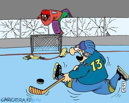 короткий анекдот про спорт
