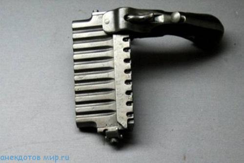 прикольное необычное огнестрельное оружие