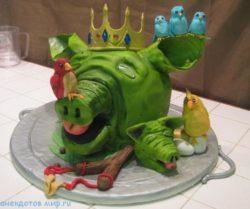 Фото прикольных тортов