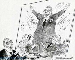 Очень смешные анекдоты про Брежнева