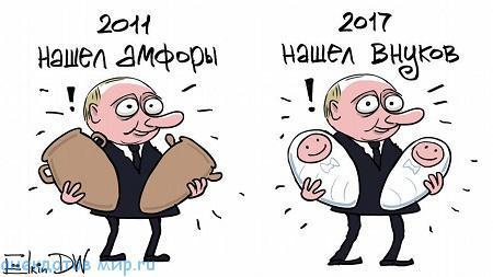 Смешные до слез анекдоты про Путина
