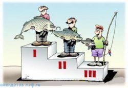 Новые анекдоты про рыбаков
