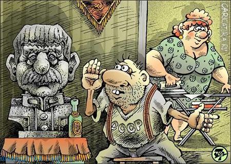 очень смешной анекдот про сталина