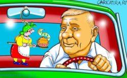 Веселые анекдоты про водителей