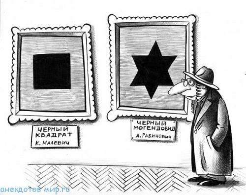 Угарные анекдоты про евреев