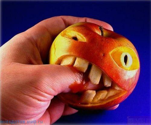 Анекдоты про фрукты