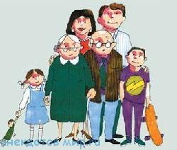 Интересные статусы про семью