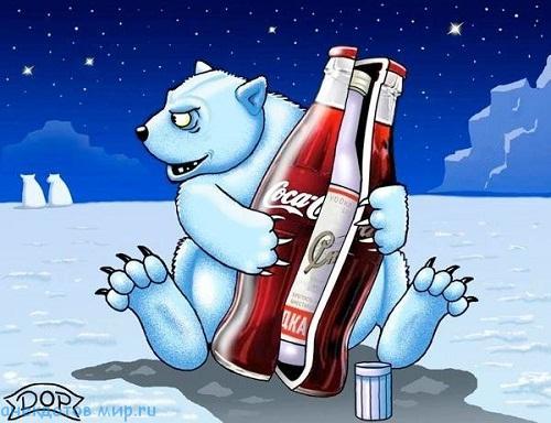 анекдот про кока-колу