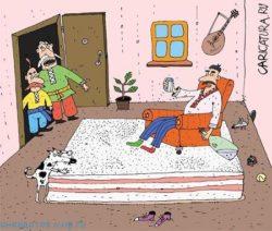 Смешные анекдоты про сало
