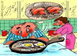 Смешные анекдоты про сосиски