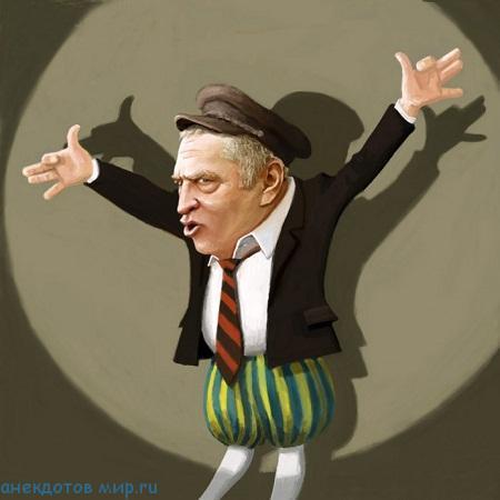 Карикатуры про политиков