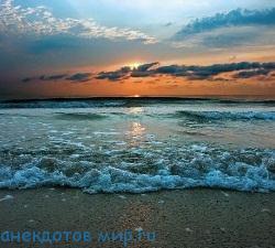 Свежие статусы про море