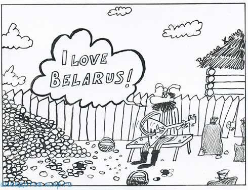 анекдот про белоруссию