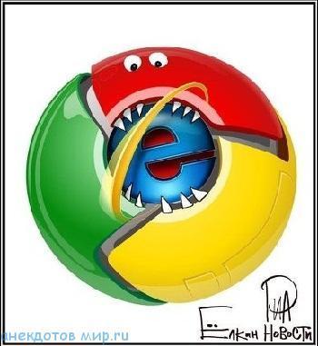 анекдот про браузеры