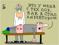 Смешные анекдоты про директора
