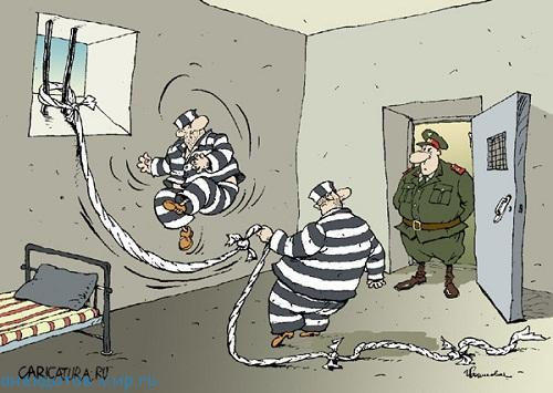 Анекдоты про заключенных