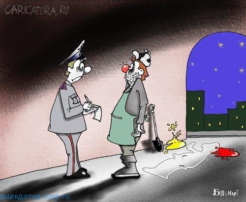 смешной анекдот про свидетелей