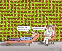 Анекдоты про иллюзии