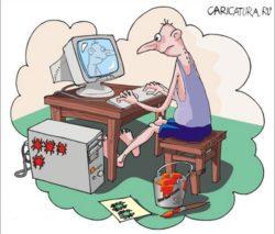Смешные анекдоты про компьютеры