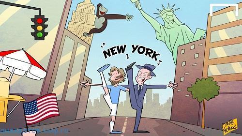 Анекдоты про Нью-Йорк