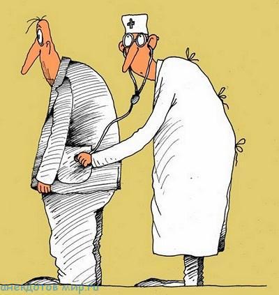 новый анекдот про пациента