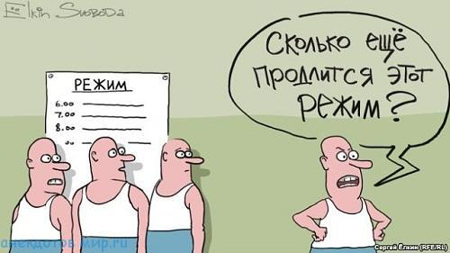 Анекдоты про режим