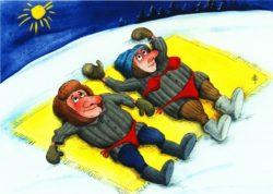 Анекдоты про Сибирь