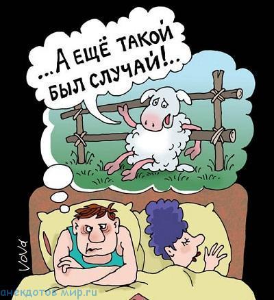 лучший анекдот про сон