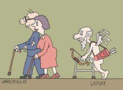 Анекдоты про стариков