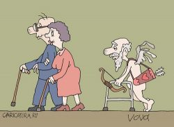 Смешные анекдоты про старость