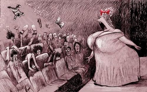 Анекдоты про оперу