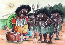 Анекдоты про племена