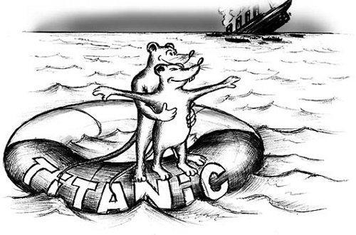 анекдот про титаник