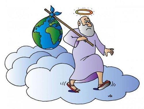 Для, прикольные картинки про богов