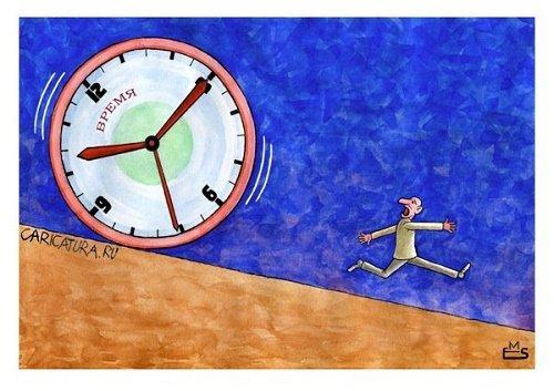 Анекдоты про часы