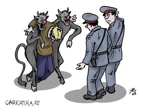 Read more about the article Смешные до слез анекдоты про чертей