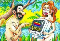 Смешные анекдоты про Еву