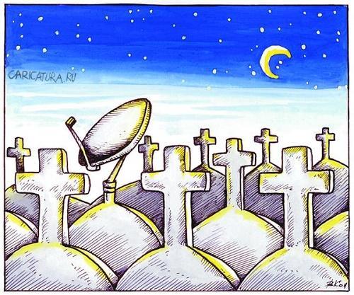 Анекдоты про могилу