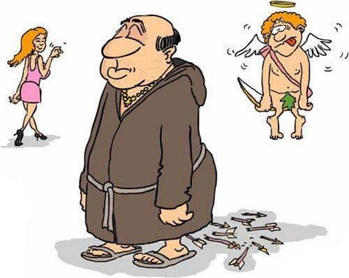 Анекдоты про монахов