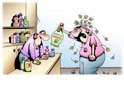 Анекдоты про шампунь