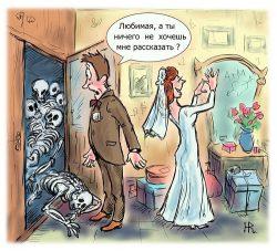 Смешные до слез анекдоты про шкаф