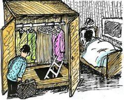 Самые смешные анекдоты про шкаф