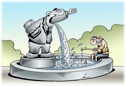 анекдот про фонтан