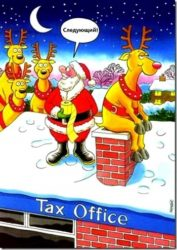 Анекдоты про Санта-Клауса