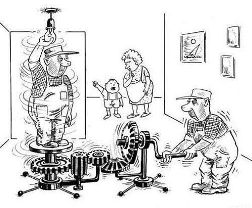 смешной до слез анекдот про инженера