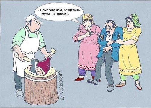 анекдот про мясника