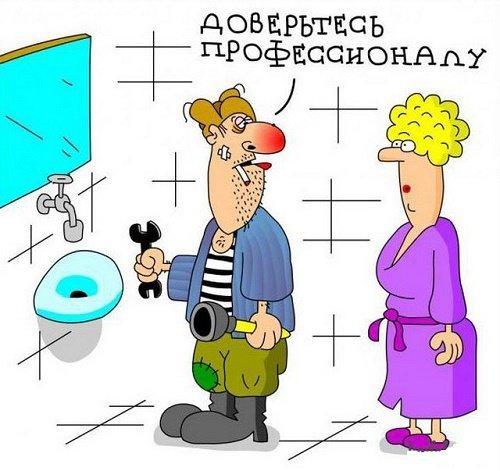Анекдоты про профессионалов