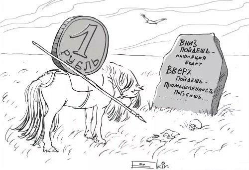 Смешные анекдоты про рубль