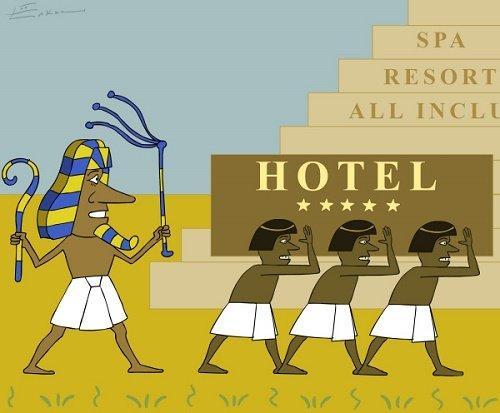 Свежие анекдоты про гостиницу