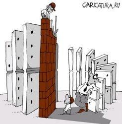 Смешные до слез анекдоты про стену